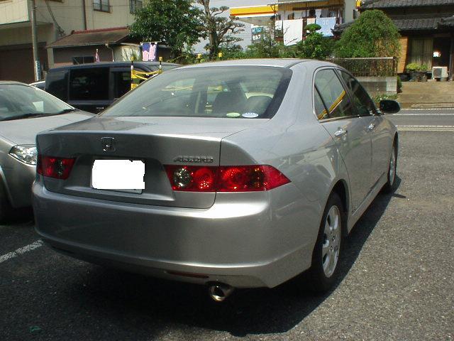 アコードフロントドア交換鈑金塗装修理新車ディーラー指定工場タキザワ自動車