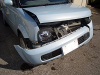 自動車板金・塗装修理全般