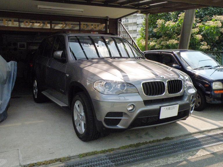 ガラスコーティング BMW
