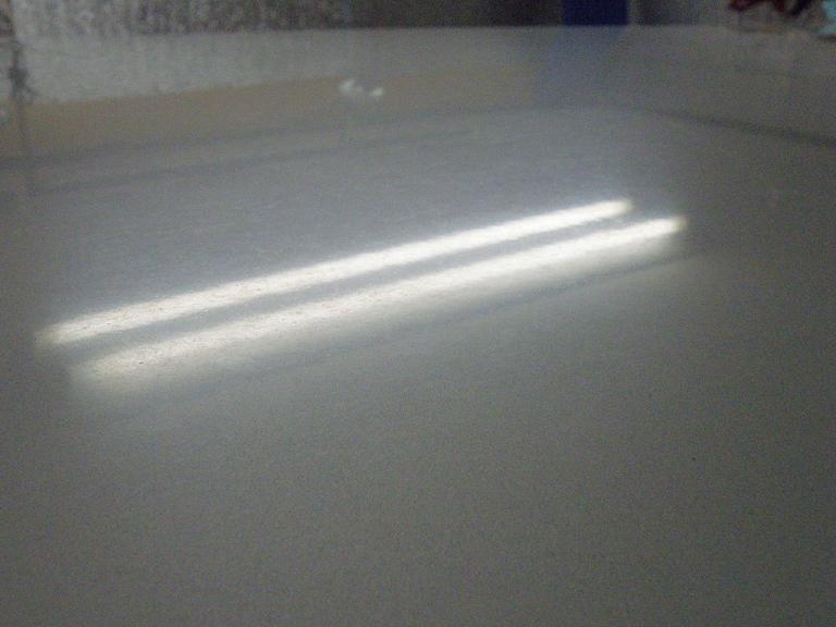 ガラスコーティング セレナ 天井
