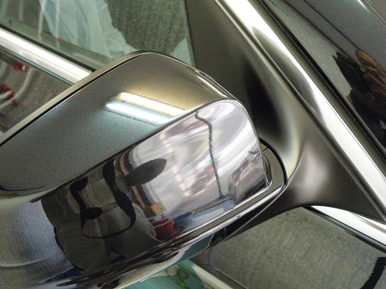 ガラスコーティング BMW ミラー