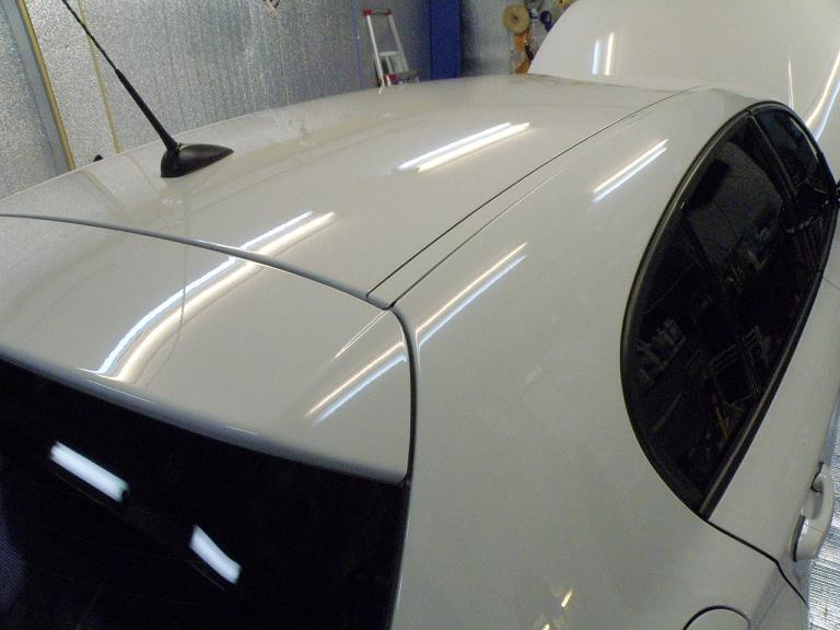 ガラスコーティング BMW フィルム