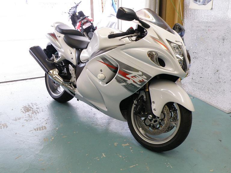 ハヤブサGSX1300R