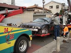 BMW レッカー