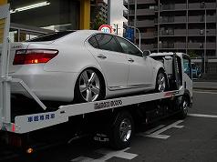 積載車での搬送2