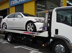 積載車での搬送1