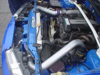 S14 森脇様 エンジンルーム2