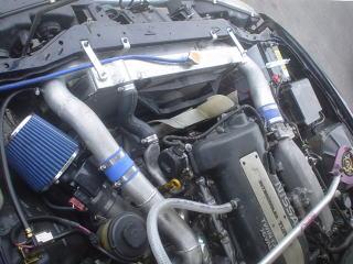 S14 平野様 エンジンルーム2
