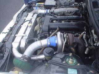S14 石田様 1台目 エンジンルーム2