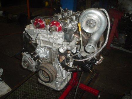 S14 石田様 2台目 エンジン