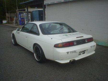 S14 石田様 2台目 リヤ