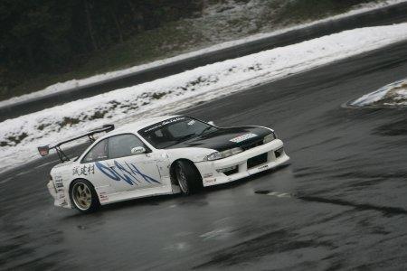 S14 内田様 ドリフト