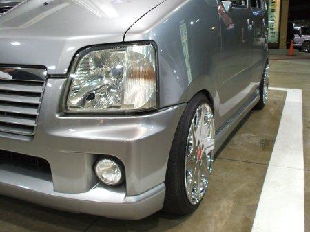 MC21S ワゴンR RR 山田様 レグザス 16インチ