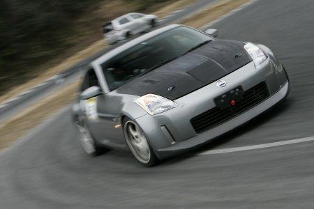 第49回 走行会 2008年2月9日 Z33 グリップ上級