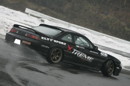 第49回 走行会 2008年2月9日 S14 ドリフト上級