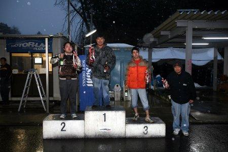 第49回 走行会 2008年2月9日 ドリフト上級 表彰式