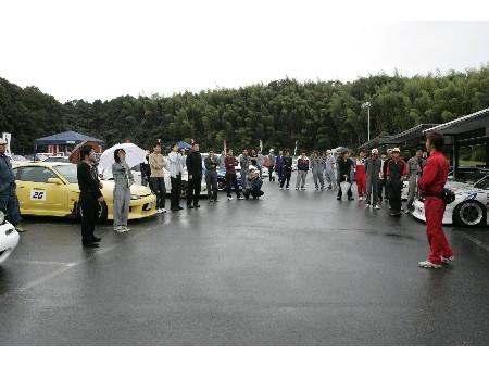 第53回 走行会 2008年10月11日 ドラミ