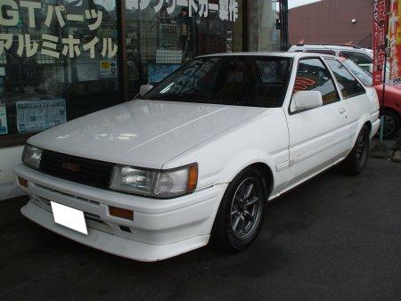 AE86 比澤様