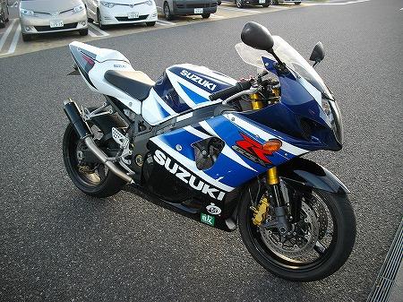 GSX-R1000 杉本様