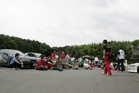 第57回 走行会 2009年7月11日 ドラミ