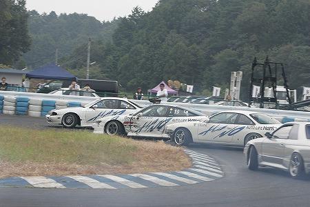 第58回 走行会 2009年9月12日 連ドリ