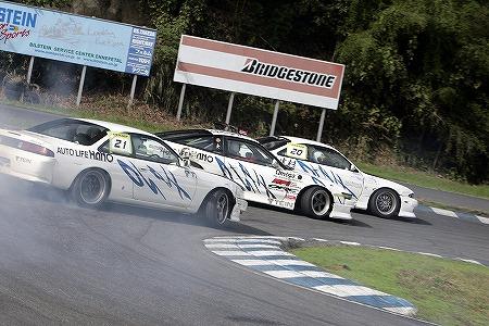 第59回 走行会 2009年11月14日 連ドリ2
