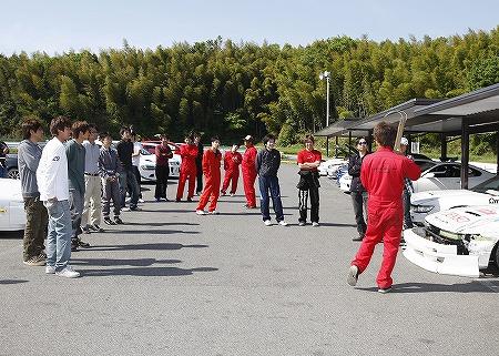 第61回 走行会 2010年5月8日 ドラミ