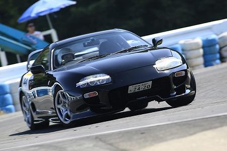 第63回 走行会 2010年9月11日 グリップ初級