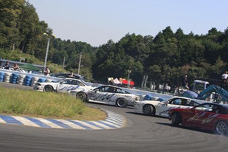 第63回 走行会 2010年9月11日 4連ドリ