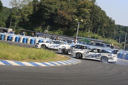 第63回 走行会 2010年9月11日 3連ドリ