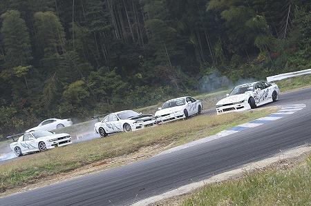 第64回 走行会 2010年11月13日 連ドリ