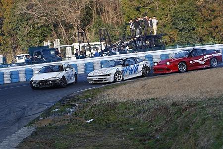 第69回 走行会 2012年3月10日 連ドリ1