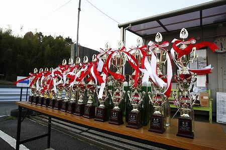 第69回 走行会 2012年3月10日 トロフィー