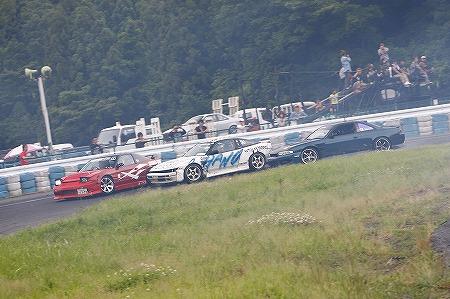 第70回 走行会 2012年6月2日 連ドリ1