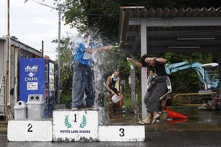 第71回 走行会 2012年9月8日 シャンペンファイト