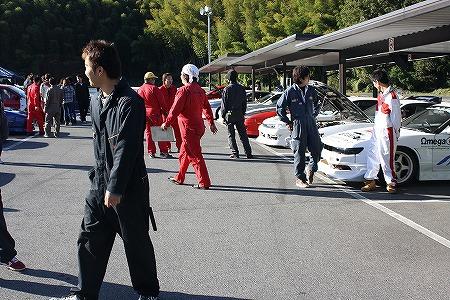 第72回 走行会 2012年11月10日 参加者4