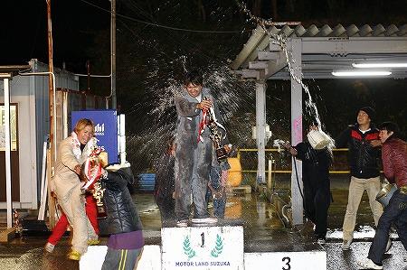 第72回 走行会 2012年11月10日 シャンパンファイト2