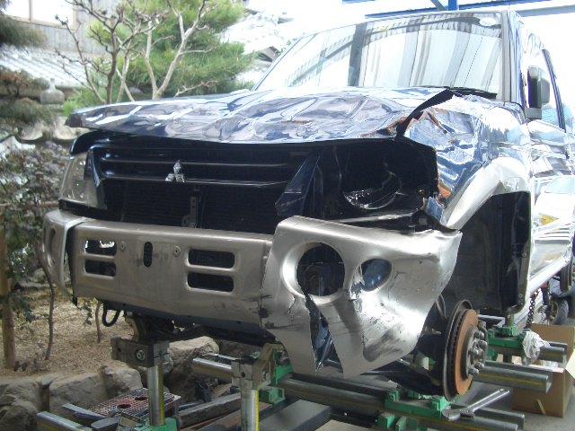 グローバルジグでの自動車修理画像