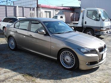 BMW ALPINA D3 ビターボ