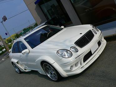 W211 MKB E55RS