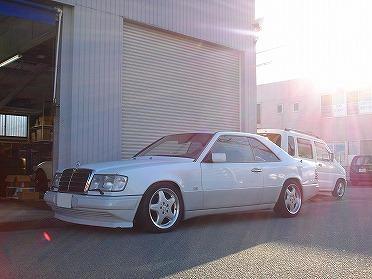 W124 300CE