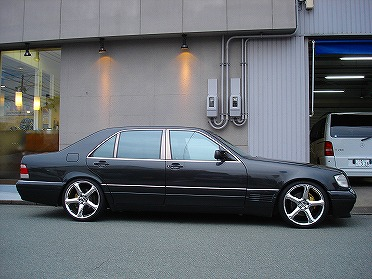 W140 S600L