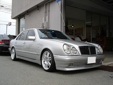 W210 E320