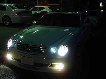 W215 CL500