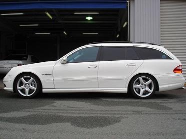 W211 E55ワゴン