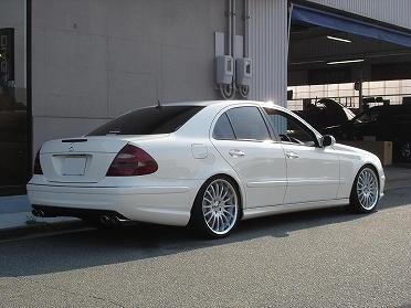 W211 E320 U様