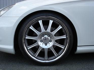 W219 CLS500