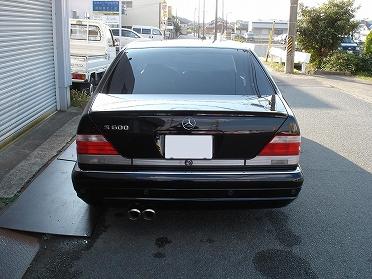 W140 S600