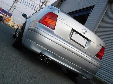 VW ボーラ
