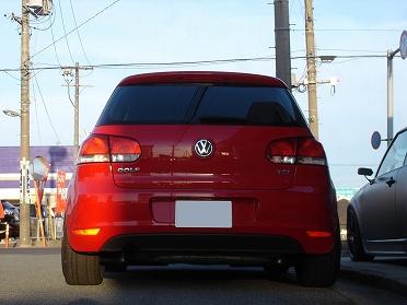 VW ゴルフ�Y